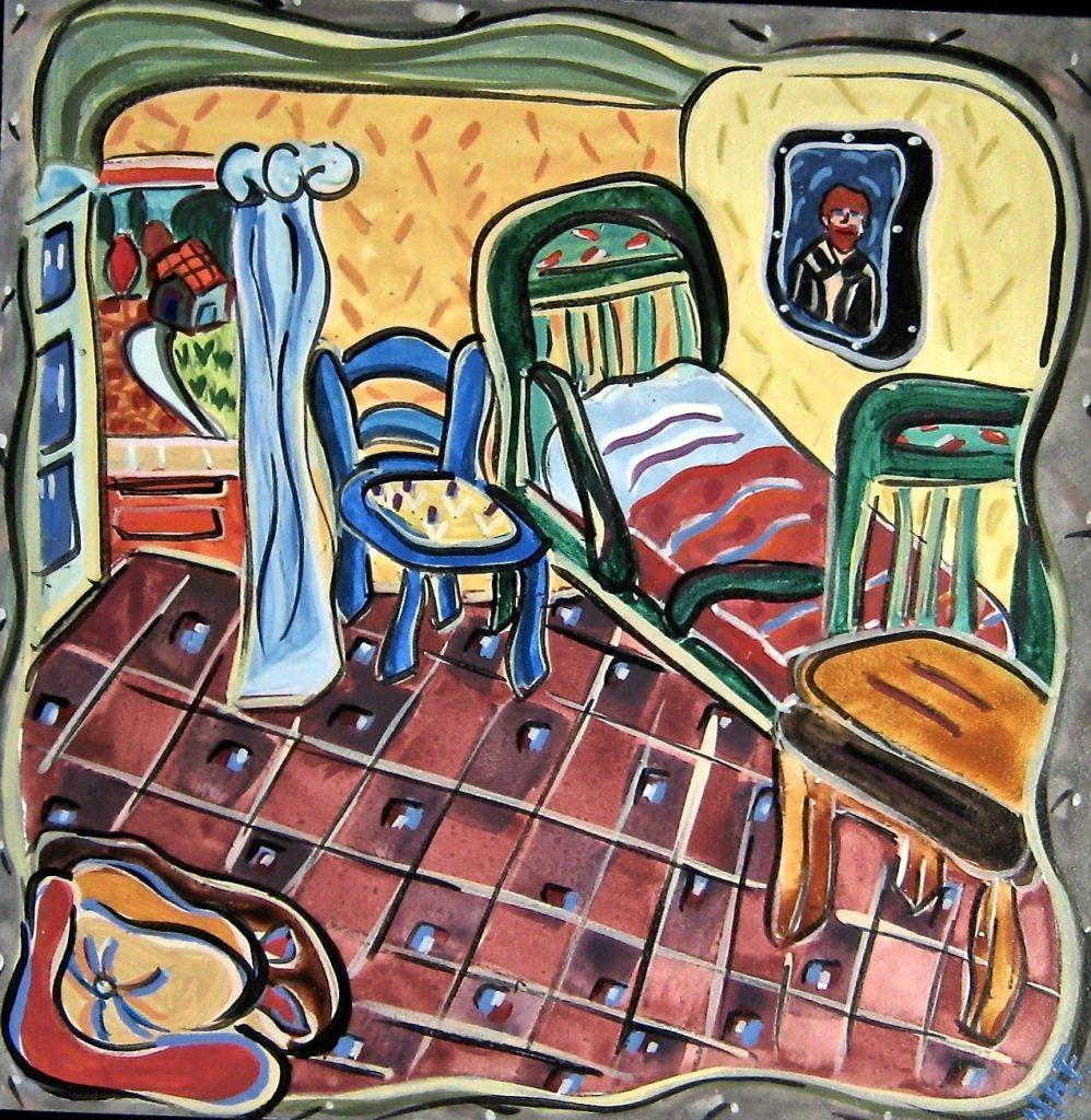 Return Visit to Van Gogh's Room