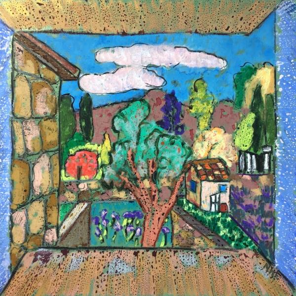 Van Gogh's Window #1