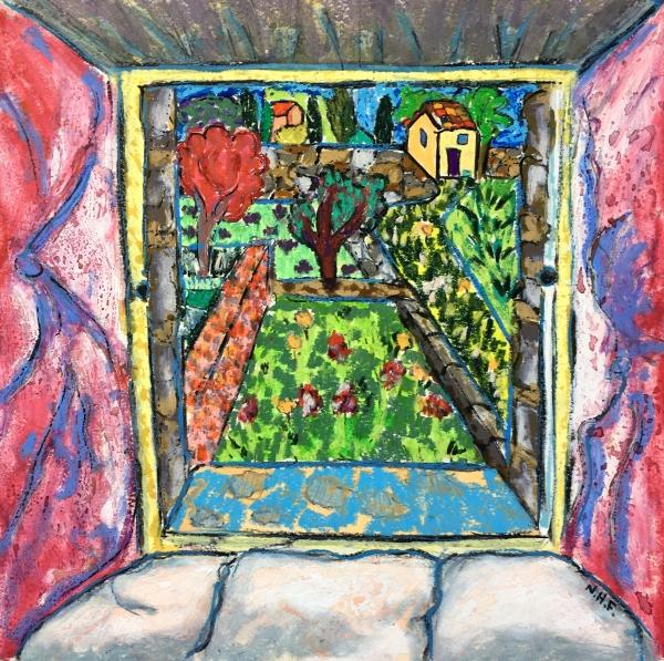 Van Gogh's Window #2
