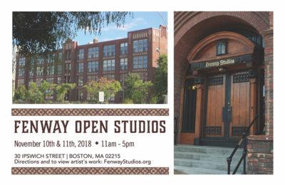 Fenway Open Studios 2018