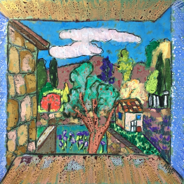 Van Gogh's Window #1